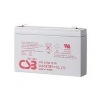 Baterie CSB HRL 634W ( 6V / 9Ah - Faston 250 Highrate )