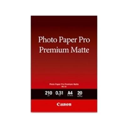 Canon fotopapír PM-101 A4 Premium Matte 210 g/m2 20 listů