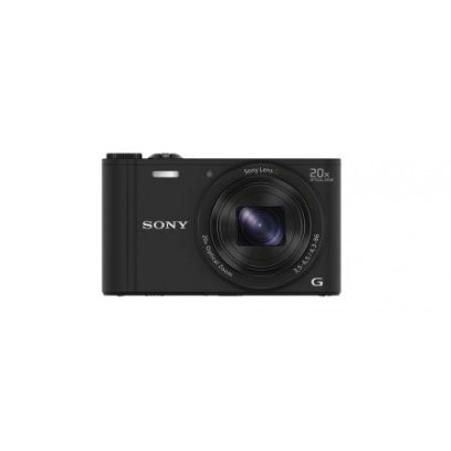 "SONY DSC-WX350 18,2 MP, 20x zoom, 3 "" LCD - BLACK"
