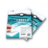 Samolepicí etikety 100 listů ( 2 etikety 210 x 148 mm)