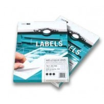 Samolepicí etikety 100 listů ( 44 etiket 48,5 x 25,4 mm)