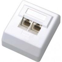 Delock Kabel USB 2.0 Typ-A samec - USB 2.0 Micro-B samec 3m transparentní