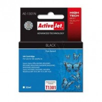 ActiveJet ink cartr. Eps T1301 Black 100% NEW - 32 ml AE-1301N