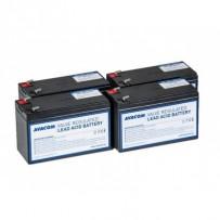 AVACOM náhrada za RBC23 - bateriový kit pro renovaci RBC23 (4ks baterií)