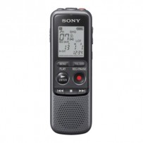SONY digitální záznamník ICD-PX240 - 4 GB, výkon reproduktoru 300 mW