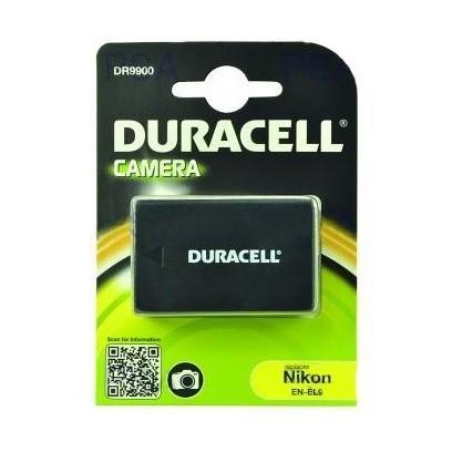 DURACELL Baterie - DR9900 pro Nikon EN-EL9, šedá, 1050 mAh, 7.4V