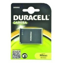 DURACELL Baterie - DR9932 pro Nikon EN-EL12, černá, 1000 mAh, 3.7V