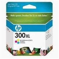 HP CC644EE Ink Cart No.300XL pro DJ F4280, D2560, D2660, 11ml, Color