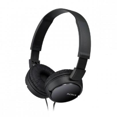 SONY MDR-ZX110 Uzavřená sluchátka na uši - Black