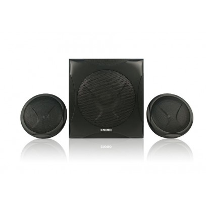 Crono CS-2105 - Bluetooth reproduktory 2.1, 40W, černé