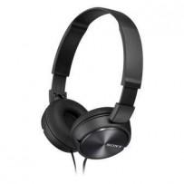 SONY MDR-ZX310 - Sluchátka s páskem, 30mm reproduktory s citlivostí 98 dB/mW - BLACK