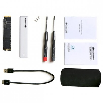 Transcend 240GB, Apple JetDrive 725 SSD, SATA3, MLC