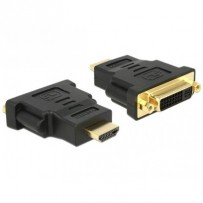 Delock Adaptér HDMI samec - DVI 24+5 pin samice