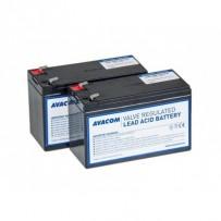 AVACOM náhrada za RBC123 - bateriový kit pro renovaci RBC123 (2ks baterií)