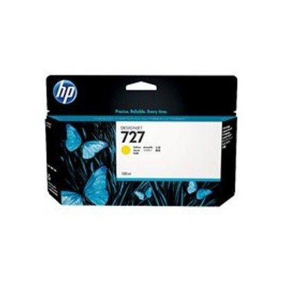 HP B3P21A No. 727 Yellow Ink Cart pro DSJ T920, 130ml