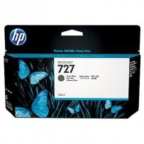 HP B3P22A No. 727 Black Ink Cart pro DSJ T920, 130ml