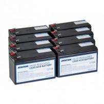 AVACOM náhrada za RBC27 - bateriový kit pro renovaci RBC27 (8ks baterií)