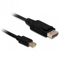Delock kabel mini Displayport samec - Displayport samec 5 m