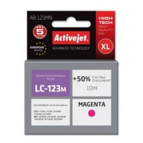 ActiveJet ink Brother LC123 / LC125 Magenta AB-123MN 10 ml