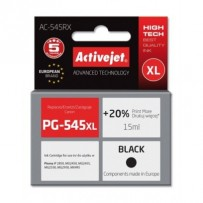 ActiveJet Ink cartridge Canon PG-545XL Prem. Bk AC-545RX 18 ml