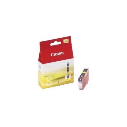 Canon cartridge CLI-8Y Yellow (CLI8Y)