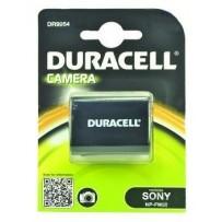 DURACELL Baterie - DR9954 pro Sony NP-WF50, černá, 900 mAh, 7.4 V