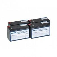 AVACOM náhrada za RBC31 - bateriový kit pro renovaci RBC31 (4ks baterií)