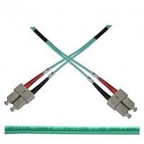 OPTIX SC-SC Optický patch cord 50/125 1m Duplex OM3