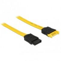 Delock prodlužovací kabel SATA 6 Gb/s samec - samice 30 cm