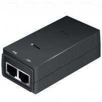 Ubiquiti POE-24, Gigabit PoE adaptér 24V/0,5A (12W), včetně napájecího kabelu
