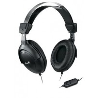 Genius headset - HS-M505X (sluchátka + mikrofon), 3,5mm single jack