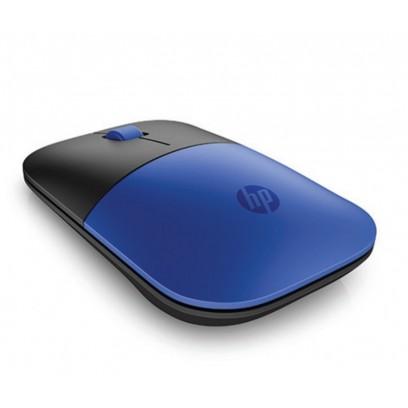 HP myš Z3700 bezdrátová modrá
