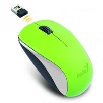 GENIUS NX-7000/ 1200 dpi/ Blue-Eye senzor/ bezdrátová/ zelená