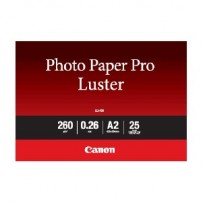 Canon fotopapír LU-101 Photo Paper Luster A2 25 sheets