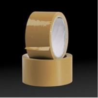 MaxOffice Lepicí páska hnědá, akrylátové lepidlo, š.48mm, 66
