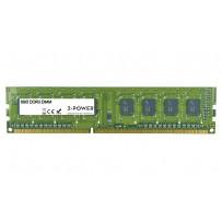 2-Power 8GB MultiSpeed 1066/1333/1600 MHz DDR3 Non-ECC DIMM 2Rx8 ( DOŽIVOTNÍ ZÁRUKA )