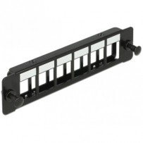Delock Keystone Mounting Panel 6 Port