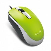 Genius myš DX-120/ drátová/ 1200 dpi/ USB/ zelená