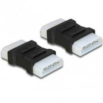 Delock adapter 4 pin Molex samec-samec
