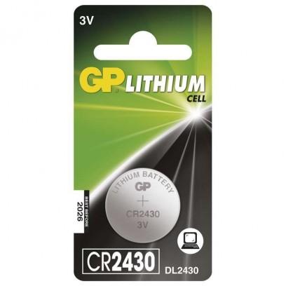 GP CR2430 - 1 ks