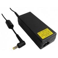 oem AC adapter 65W, 19V×3.45A, 1.7x5.5 žlutý pro ntb Acer 3-pin in/ 2-pin out bez šňůry