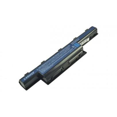 2-Power baterie pro ACER Aspire 4251, 11,1V, 4400mAh, 6 cells, Black - Aspire E1,Aspire V3,4250,4252,4253, Aspire 4333,4551, ...