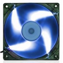 EVOLVEO ventilátor 120mm, LED modrý