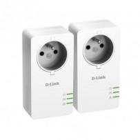 D-Link DHP-P601AV/FR PowerLine AV2 1000 HD Gigabit Passthrough Kit
